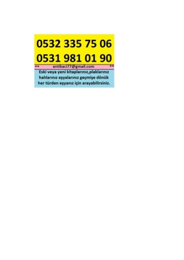 0531 9810190 Levazım  MAH. 2.el kitap alanlar hereke halı alan