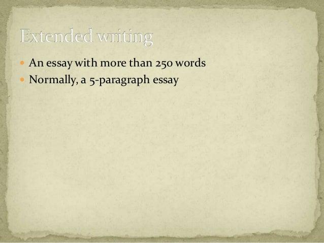 Bel260 essay