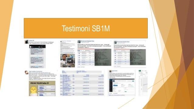 Belajar bisnis internet bersama sb1m jawa timur