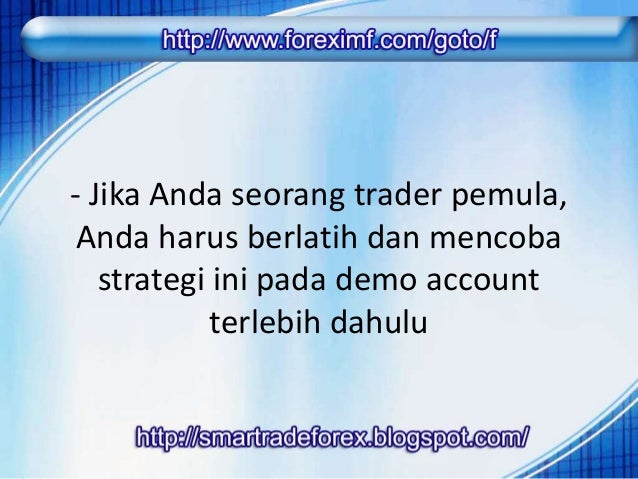 Strategi scalping dalam forex