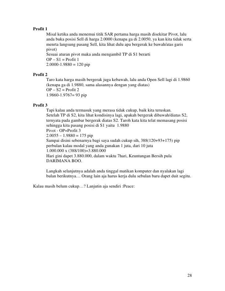 Cd tutorial belajar forex