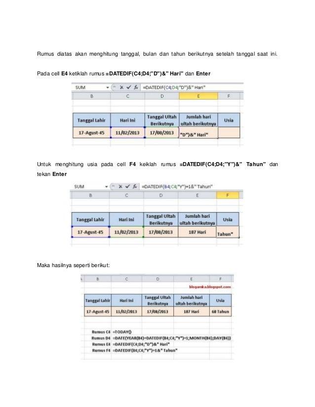Rumus Menghitung Jumlah Cell Di Excel Rumus Menghitung Jumlah Kk Yang Sama Pada Pemilu 2014