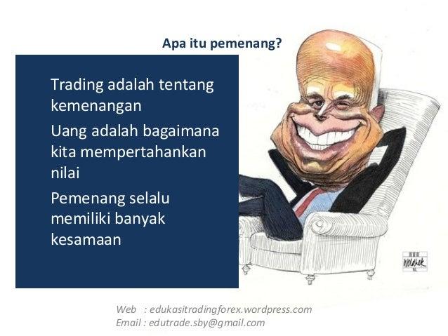 Rahasia dibalik trading forex
