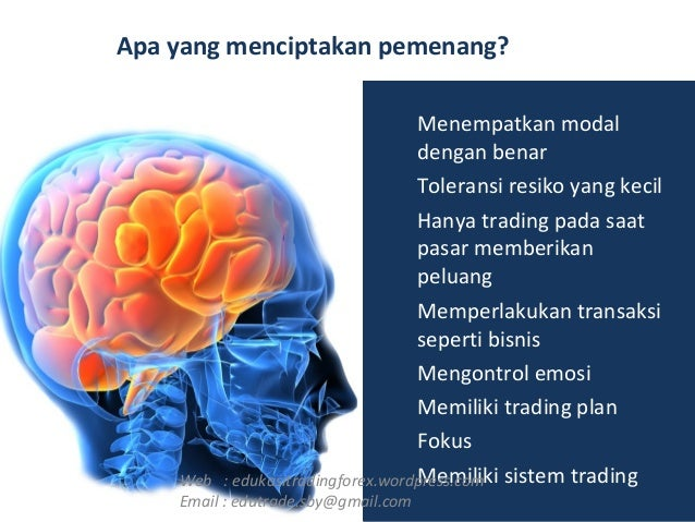 Belajar psikologi forex