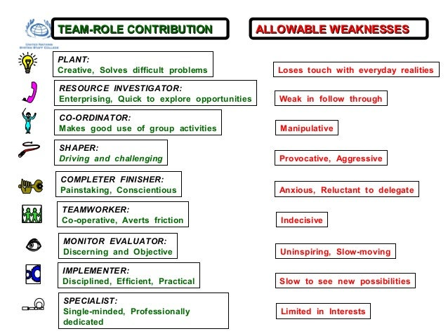belbins theory essay According to the essay, belbin's theory of team-roles definitely seemed to make sense even in the face of an unbalanced team, various people can step up into place in order to take leadership in the team.