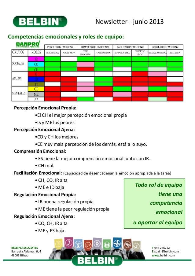 Belbin(es) newsletter-junio2013 (1) Slide 3