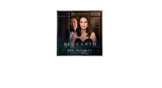 Bel Canto Mp3 Download Audio Books Free Bel Canto Audiobook