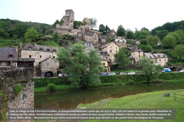 Cela, le village le doit à Fernand Pouillon, architecte mondialement connu qui, de 1975 à 1982, mit son talent et sa passi...