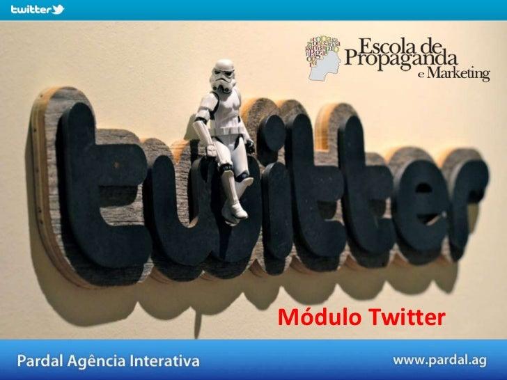 Twitter para Twitter   Módulo Negócios