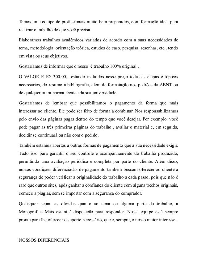 belem 03 tcc e monografia r$300,00675 Resumo De Monografia Pronta #8