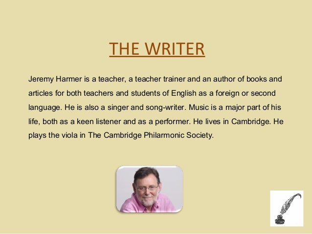 Trumpet Voluntary Jeremy Harmer Pdf