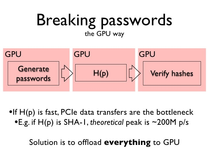 How to use GPUs?  Implementation considerations