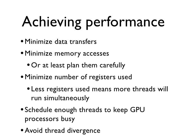Porting crypto to GPU• Usually pretty straightforward • MD5, SHA1 and alike require little to no    changes• Can be tricky...