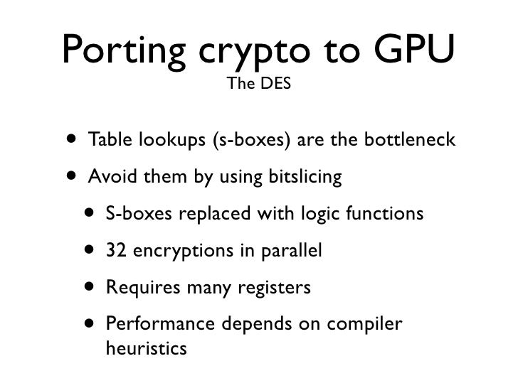 How to use GPUs?    Real-world problems