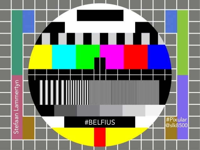 #BELFIUS @slk8500 #Pixular StefaanLammertyn
