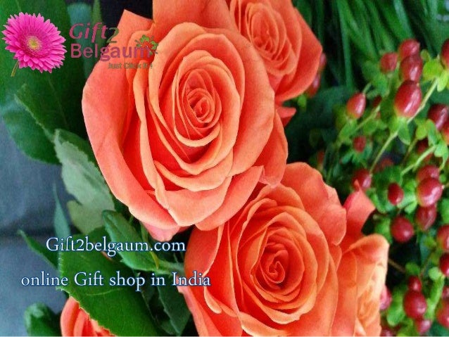 Gift2Belgaum.com is online gift portal situated in Belgaum for gifting services. We deliver flowers all over India and has...