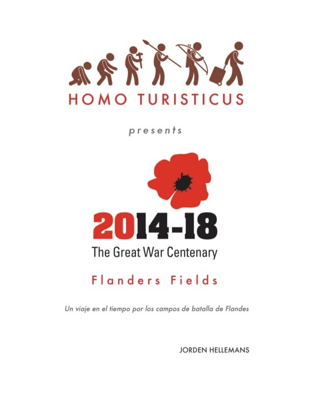 2 In Flanders fields the poppies blow Between the crosses, row on row, That mark our place; and in the sky The larks, stil...