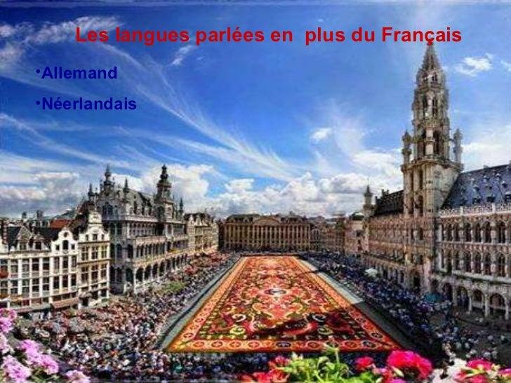 Belgique Slide 3