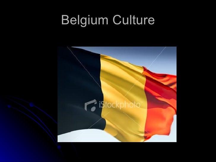 Belgium Culture