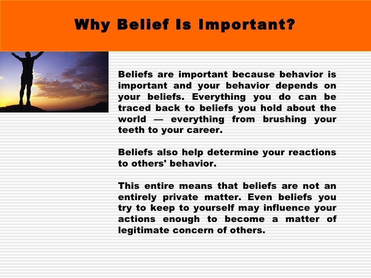 Keeping Belief Is Enough: Belief