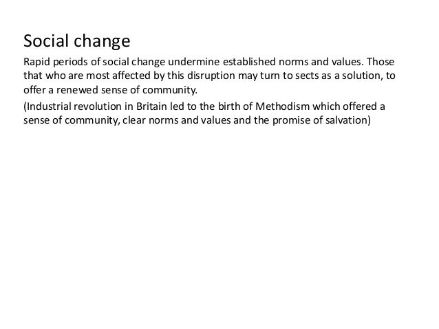 Essay on Social Change in India