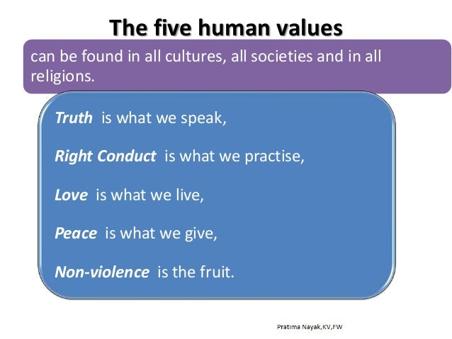 essays on human values Human values - role of family, society and educational institutions in inculcating  values what are  useful for essay ,orals ,projects also.