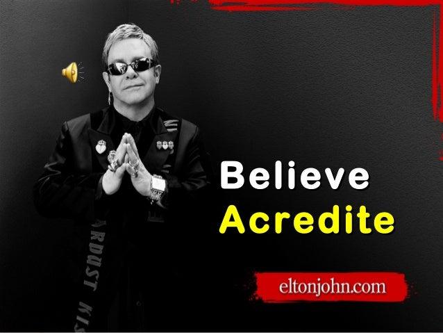 BelieveAcredite