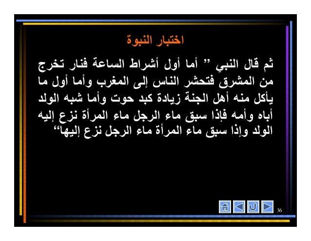 Believe It Or Else Arabic
