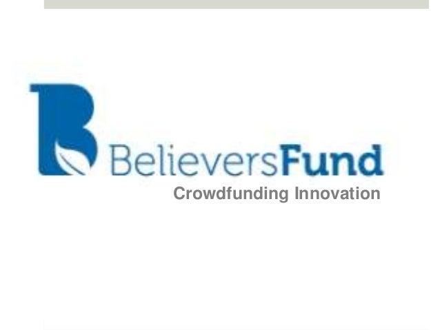 Crowdfund your business Crowdfunding Innovation