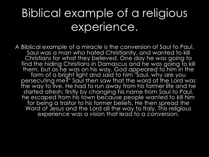 explain the argument from religious experience 2016-8-16 explain and discuss the nature of religious experience religious experiences can be used by individuals to 'prove' the existence of god, as argued by.