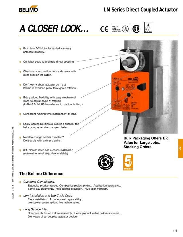 belimo damper actuator wiring diagram   37 wiring diagram