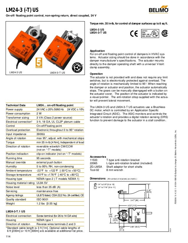 belimo lm 3 638?cb\=1371018052 belimo lm24 wiring diagrams gandul 45 77 79 119 belimo thermostat wiring diagram at crackthecode.co