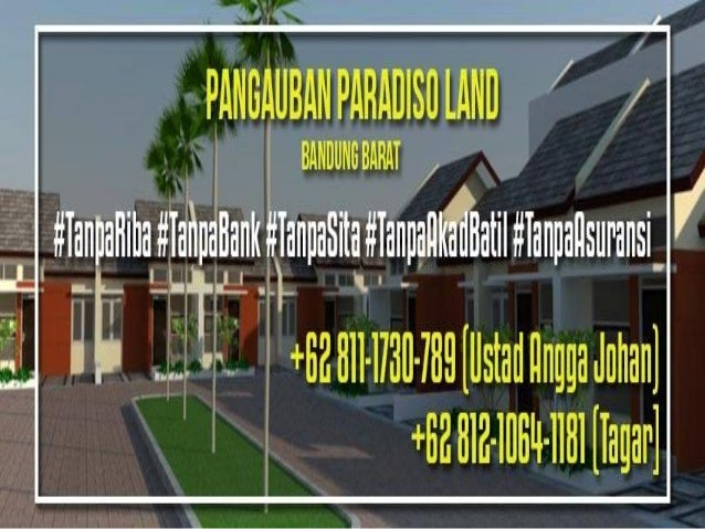 Wa 62 811 1730 789 Jual Beli Rumah Syari Di Bandung Barat Harga Di