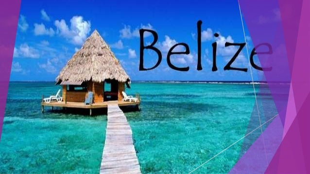 GEOGRAPHY , WHERE IS IT? Belize is a small Central American nation . It borders the Caribbean Sea to the east