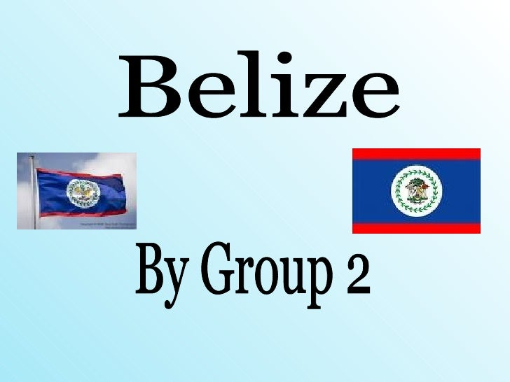 Belize By Group 2