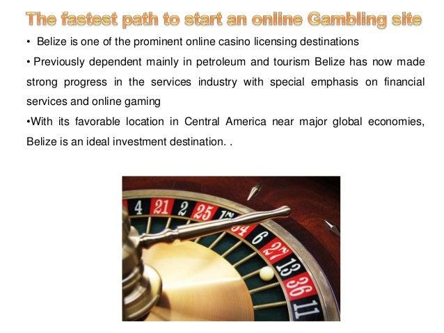 Online Casino License