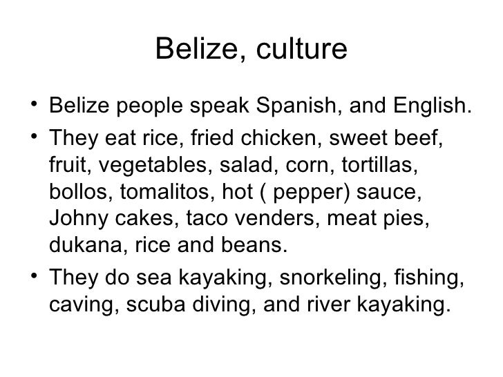 A quick guide to speaking Kriol in Belize - Matador Network