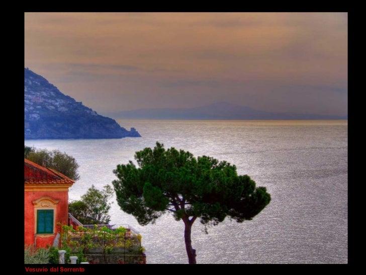 Vesuvio dal Sorrento