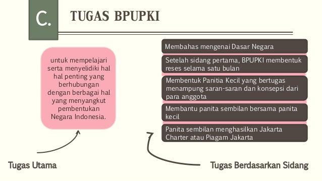 Sejarah Indonesia Badan Penyelidik Usaha-Usaha Persiapan ...