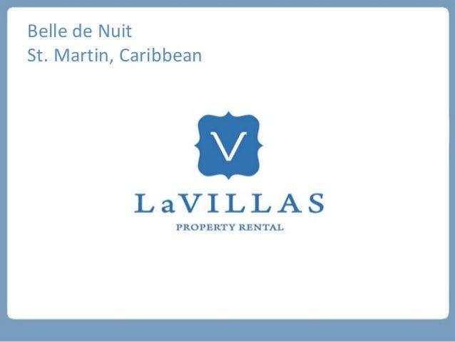 Belle de NuitSt. Martin, Caribbean