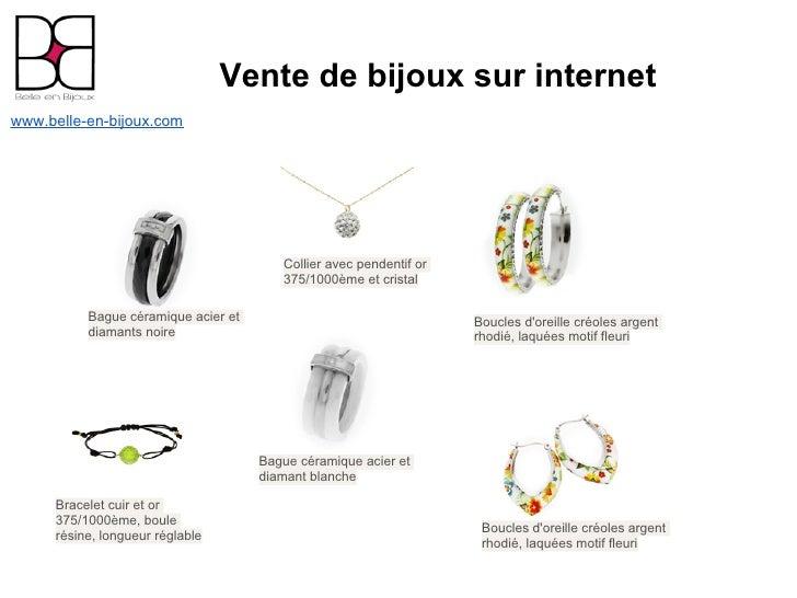 Vente de bijoux sur internetwww.belle-en-bijoux.com                                        Collier avec pendentif or      ...