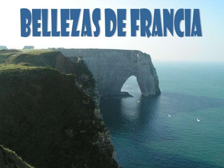 Bellezas de Francia