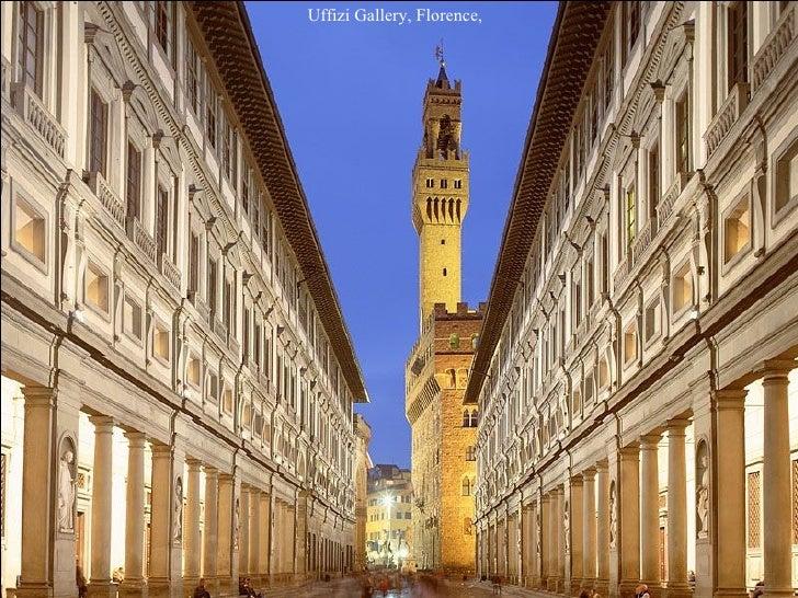 Uffizi Gallery, Florence,
