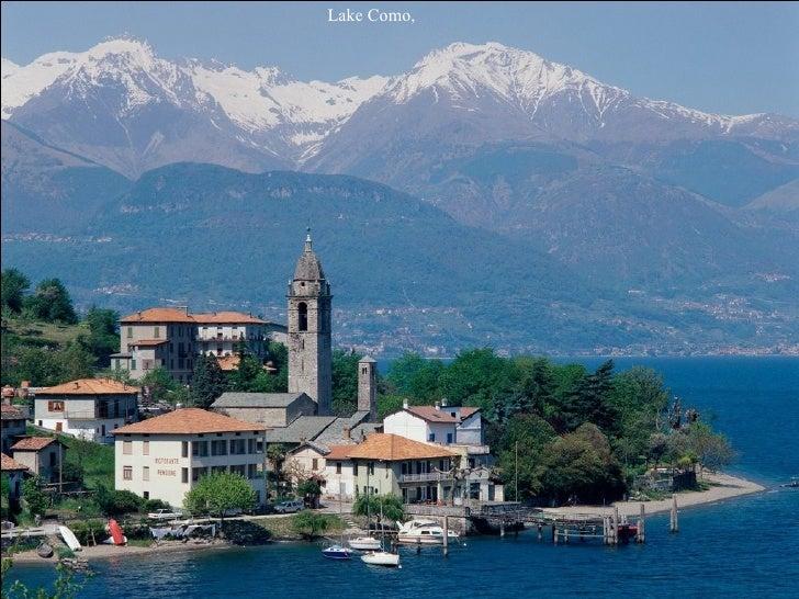 Lake Como,