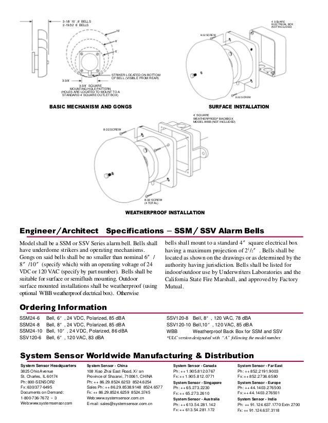 Groovy Fire Alarm Bell Wiring 101 Mecadwellnesstrialsorg