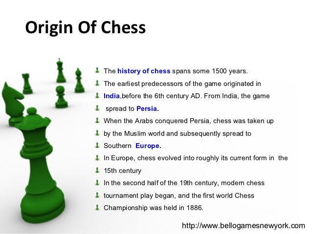history of chess Buy wood chess sets, chess boards online & wooden chess pieces with free shipping shop for handmade staunton chess set for sale from india at wholesale prices lowest price guaranteed.