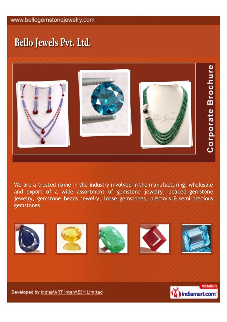 We are a trusted name in the industry involved in the manufacturing, wholesaleand export of a wide assortment of gemstone ...