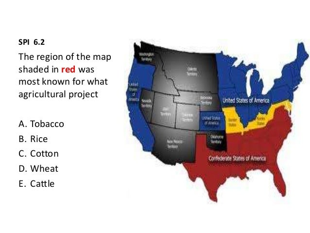 Bell Ringers For Reconstruction Era U S History - Us map in reconstruction