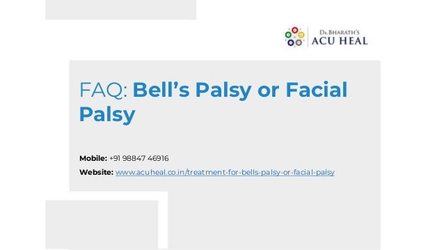 acupuncture treatment for bells palsy or facial palsy dr bharaths acu heal 91 98847 46916 1 638