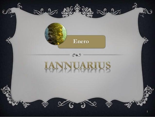 Iannuarius